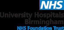 NHS University Hospitals Birmingham Logo