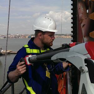 3D Scanning Services Civil Romer Hexagon Arm Scanner
